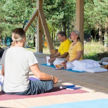 Интенсив по системе Yoga Vidya с Кешавой Шутцем (Германия) 26 июля-3 августа