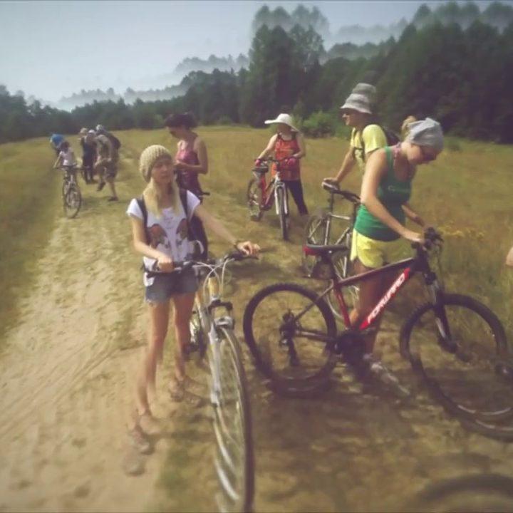 Этнический велопробег «Финно-угорский след. Дорогами предков»