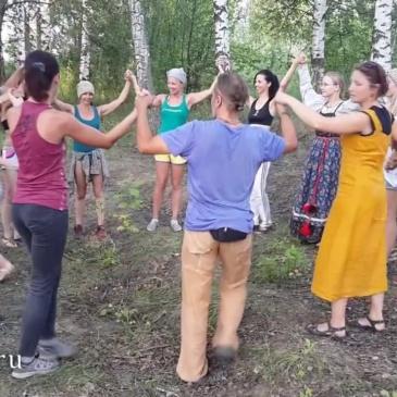 Этнографическая программа традиционные мордовские игры и хороводы