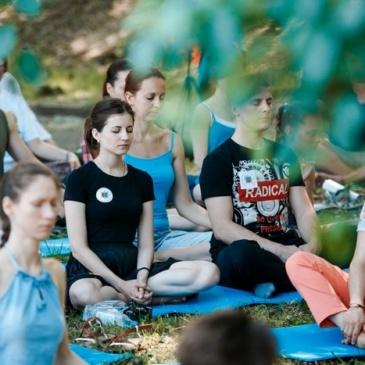 Международный день йоги 21-23 июня 2019