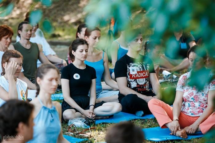 Международный день йоги 17-18 июня
