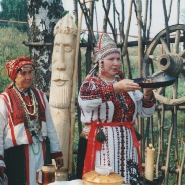 Мировосприятие коренных народов Нижегородской области. Часть 1