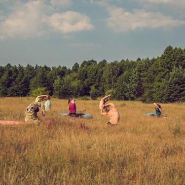 Йога-марафон «ЙОГА ЛАМ» и этнотур «Кереметские вершины» 21-23 июля