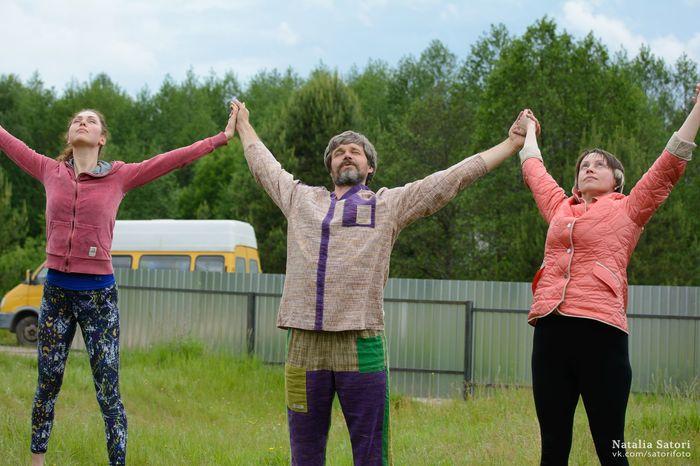 Международный день йоги-2017
