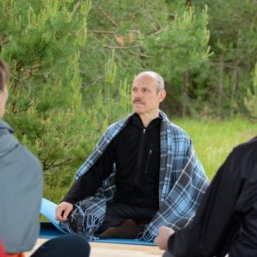 Йога-ретрит с Андреем Митиным 13-14 июля 2019