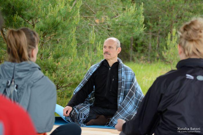 Йога-ретрит с Андреем Митиным 29-30 июня 2019