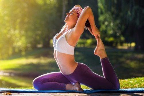 Йога ЛАМ. Хатха-йога, II уровень. Интенсив 13-21 июля 2019