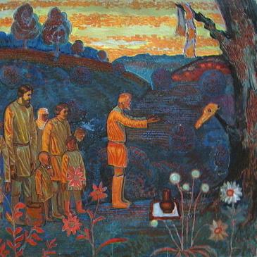 Терюхане в культурном наследии Нижегородского края