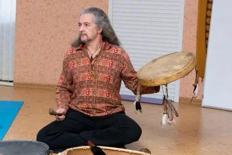 Йога ЛАМ. Трансовые техники и шаманизм с Андреем Лобановым 20-28 июля 2019