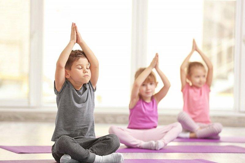 Семинар «Йога ЛАМ. Детская йога» с Натальей Гнелицкой 10-16 августа 2019